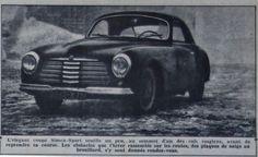 Simca 8 Sport 1951