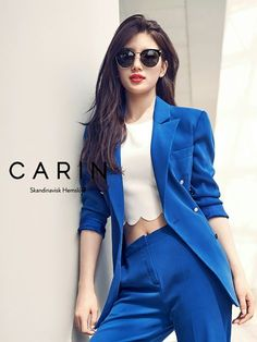 Miss-A Suzy - Style Icons - Miss A Suzy - Carin 2016 … korean sexy, korean sexy female dance, korean se. Miss A Suzy, Korean Celebrities, Korean Actresses, Korean Outfits, Beautiful Asian Girls, Korean Beauty, Asian Fashion, Kpop Girls, Korean Girl