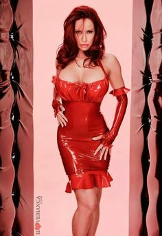 BB Lady In Red, Eye Candy, Breast, Just For You, Bodycon Dress, Beautiful Women, Sexy, Model, Schoolgirl
