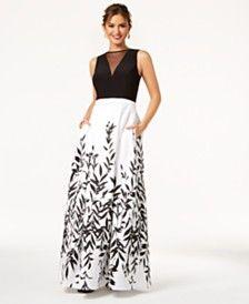 Black Prom Dress Shop For And Buy Black Prom Dress Online Macys