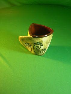 Ceramica Pigmentos: TAZAS TRIANGULARES Tapas, Tea Pots, Mugs, Tableware, Bowls, Macrame, Weaving, Woodworking, Diy Projects