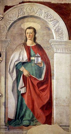 Maddalena. Cattedrale di San Donato, Arezzo