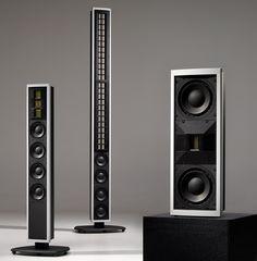 High End Audio Equipment For Sale High End Speakers, Big Speakers, Sound Speaker, High End Audio, Built In Speakers, Audiophile Speakers, Hifi Audio, Audio Design, Speaker Design
