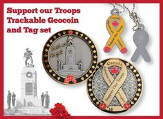 Lest we forget geocoin