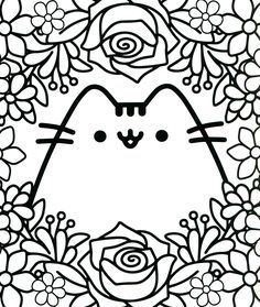 image result for pusheen coloring pages pusheen coloring pages cartoon coloring pages coloring book