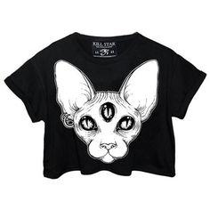 #Third #Eye #cats #ladies #killstar www.attitudeholland.nl