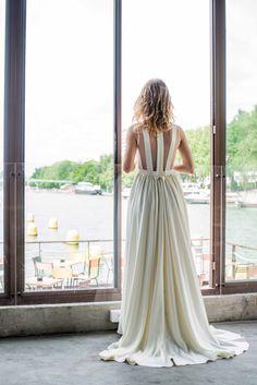 Mademoiselle de Guise | Collection 2016 Robe Gabriela Photo : Ce Jour-Là Weddingdress Robe de mariée Paris