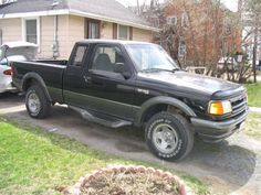 1994 Ford Ranger, was my dad's, but got it after he passed away. Kinda regretted selling it, missed driving a truck ever since.