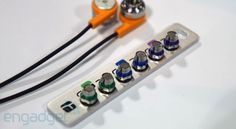 Torque Audio outs a new set of interchangeable TorqueValves for custom tuning its in-ear headphones