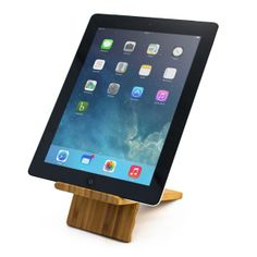Bamboo Tablet Stand  $20
