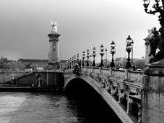 Fotos e palavras para sentir: Beleza sobre o Sena