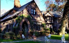 Glenridge Hall a.k.a The Salvatore Mansion