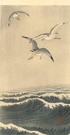 Ohara Koson (Kanazawa 1877 – Tokyo 1945)