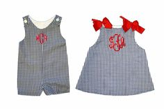 Boy Girl Twins Matching Outfit|Matching Brother and Sister Outfits|Sibling Clothing