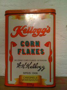 Kellogs Dutch Tin, great collectable