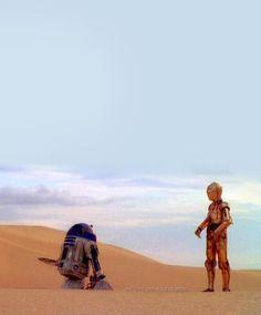 R2 & C3PO