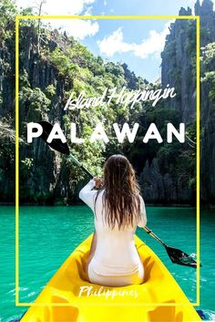 Your guide to Island Hopping in Palawan, the Philippines: