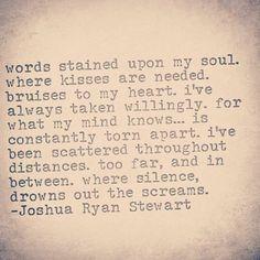 #throwback on a #wednesday ... #JoshuaRyanStewart #communityofwriters #writersofinstagram #artistsoninstagram #instaquote #poetsofinstagram #westvirginia #heart #love #lovepoem #lovepoetry #lovequotes #soul #thoughts #poem #wordporn #pinquotes #quoteoftheday #poetry #whatdreamsmaycome #poet #poetryloving #hopefulromantic #thoughts #words #poetsociety #poetryofinstagram #qoute #repost