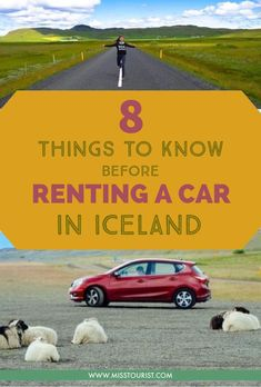 I have put together a guide on how to rent a car, which type of car you should choose depending on your trip and activities