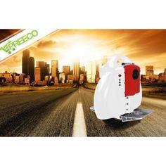 Yksipyöräinen tasapainoskootteri valkoinen, 329,95€. Tulevaisuus on täällä - Koe leijumisen tunne tämän uskomattoman sähköisen yksipyöräisen tasapainoskootterin avulla! Ilmainen toimitus! #tasapainoskootteri   #yksipyöräinentasapainoskootteri Easy, Vehicles, Products, Car, Vehicle, Tools