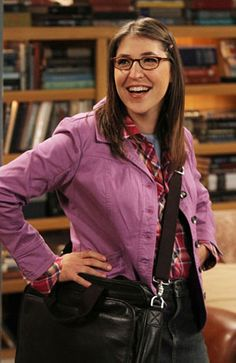 Mayim Bialik aka Amy from Big Bang Theory aka BLOSSOM!! I DIDNT KNOW THIS... am I the last one to find this out? lol