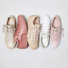 7924c0579146 Adidas Women Shoes - CONVERSE NUDE COLLECTION - We reveal the news in  sneakers for spring summer We reveal the news in sneakers for spring summer  2017