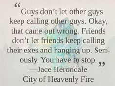 City of Heavenly Fire snippet from Cassandra Clare herself!