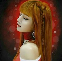BLΛƆKPIИK #FanArt #Lisa