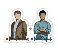 #TeamMichael vs #TeamRafael (Jane The Virgin) Sticker
