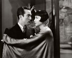 Anna May Wong, pictured here alongside co-star Sessue Hayakawa, in 1931's Daughter of The Dragon