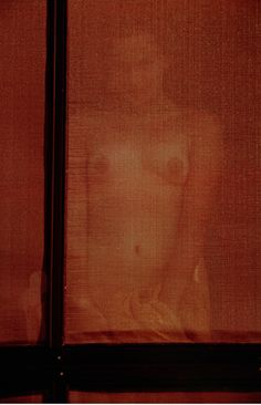 By Saul Leiter, 1958, Lanesville (variant).
