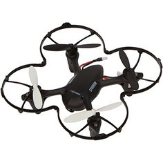 Helizone Sparrow Mini Drone with 2 MP HD Camera Quadcopter For Video Recording with 4 GB Card Headless Mode 3 Speed 24 Ghz 6 Axis Gyro with Bonus Propeller Guard Great for Beginners ** Read more reviews of the product by visiting the link on the image.