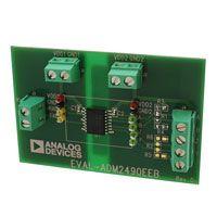 BOARD EVAL FOR ADM2490   EVAL-ADM2490EEBZ   EVAL-ADM2490EEBZ-ND   Digi-Key Corp.