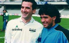 Venti anni fa moriva Massimo Troisi: un grande attore e tifoso del Napoli #napoli #troisi #attore #tifoso