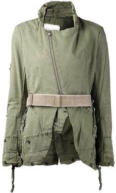 Greg Lauren military jacket on shopstyle.com