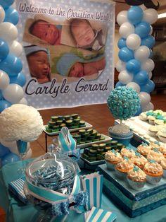 Candy/dessert buffet