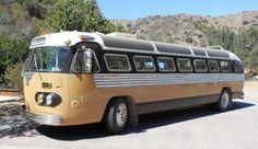 1950 Flexible Bus 6135 - Antique Buses - Buses for Sale