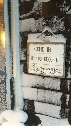 Champagne Welcome Sign, always on our house! Glass Of Champagne, Champagne Cocktail, Champagne Bottles, Sparkling Wine, Champagne Quotes, Champagne Region, Prosecco, Cocktails, Drinks