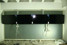 Yeni Başlangıçlar...: Pc Hastanesi Videowall İşi