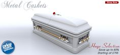 http://www.pacificcoastcaskets.com/categories For unique Los Angeles Casket just dial 18002356246. We ensure same day delivery and on time delivery. Respect your loved ones with unique Caskets Los Angeles. Check out best Casket Prices Los Angeles at Pacific Coast Caskets.