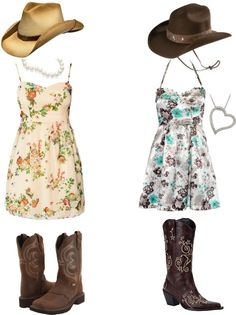 """If only I looked cute in dresses.....""""Southern Summer"""" by jordan-30 on Polyvore"""