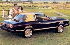 1978 Ford Mustang II Ghia                          My First Car!!