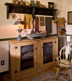 Primitive Cabinet