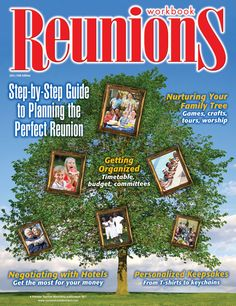 BRAND NEW. Reunions Magazine Workbook (13th Ed., 2013) by ReunionsMagazine on Etsy, $9.95. The essential tool for all reunion planners. A check list from beginning to end. Perfect gift to recruit helpers, committee members and even your successor to plan the next reunion. When you're finished and pass the gavel, pass the workbook along with your notes.