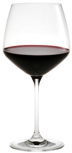 Holmegaard - Perfection Bourgogneglas #inspirationdk #borddækning #glas