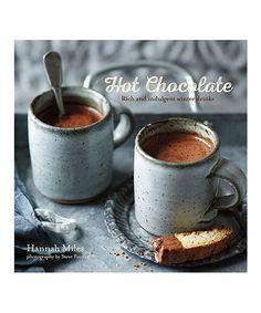 Look what I found on #zulily! Hot Chocolate Cookbook #zulilyfinds