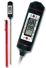 Nama : Digital Thermometer Merk : - Tipe : WT-1 Status : Siap Berat Kirim : 1 kg