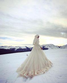 Beauty muslim bride # peçe nikab nikap nikabis kapalı çarşaf hicab hijab tesettür wedding düğün gelin