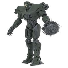 Titan Redeemer is one of the key mecha in the movie with his whip each measure between 6.75″ and 8.75″ tall.