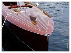 Classic (annual) wood boat show at Skaneatles Lake